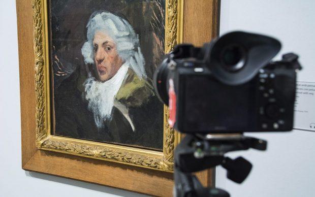 Il giovane Picasso docufilm la grande arte al cinema