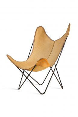 Grupo Austral, B.K.F. Chair/Hardoy Chair, Butterfly Chair, 1938 © Vitra Design Museum, photo: Jürgen HAN