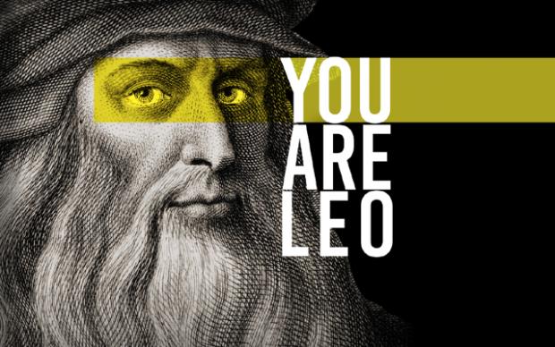 You are Leo virtual reality street tour Milano di Leonardo da Vinci