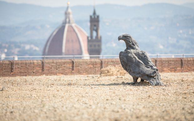 Firenze, Forte Belvedere - Mostre A perfect day di Massimo Listri e My land di Davide Rivalta. Foto ©NicolaNeri