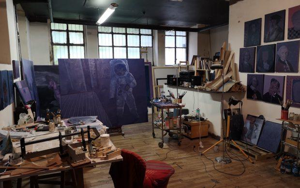 Walk-In Studio Milano, studio di Filippo Cristini
