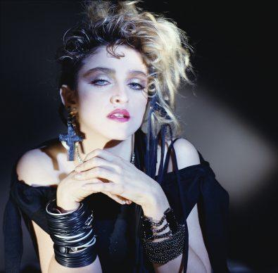 George Holz, Madonna, Hollywood, 1983 © George Holz