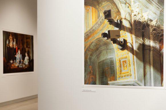 """Vista della mostra """"Jeff Bark: Paradise Garage"""" - Photo by Andrea Buccella"""