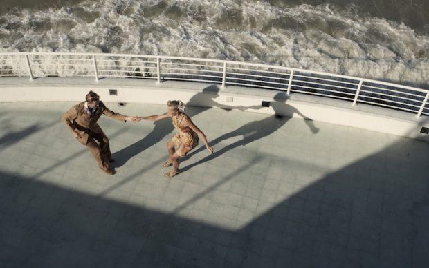 2d ph.Giovanni Cocco - Summer Jamboree Senigallia - swing dancer sulla terrazza della rotonda a mare di Senigallia-low
