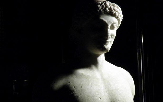 Kouros di Leontinoi, photo by Associazione LapiS