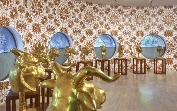 Ai Weiwei installation-view-Kunstsammlung-Nordrhein-Westfalen-K21-2019-Foto Achim-Kukulies