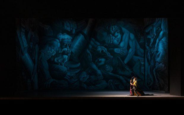 Alberto Gazale-Rigoletto Andrea Ranzi-Studio Casaluci_teatro comunale bologna