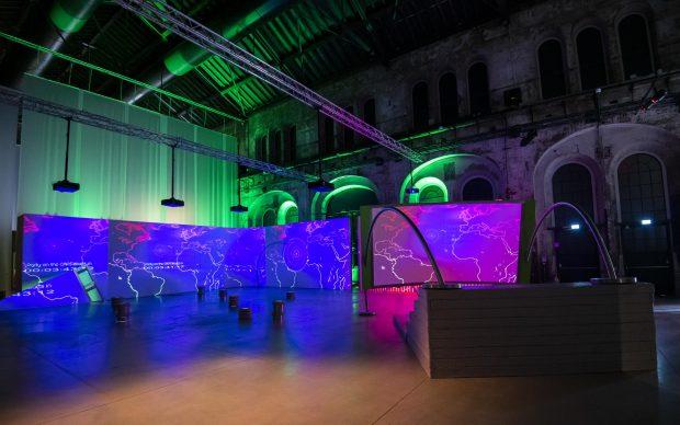 Biennale dell'Immagine in Movimento 2019 OGR Torino