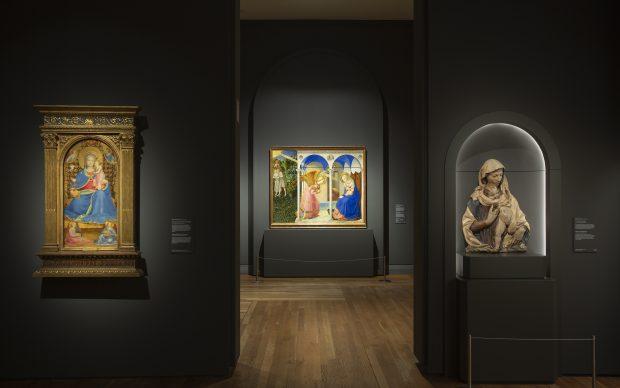 Fra Angelico Florentine Reinassance Museo del Prado Madrid
