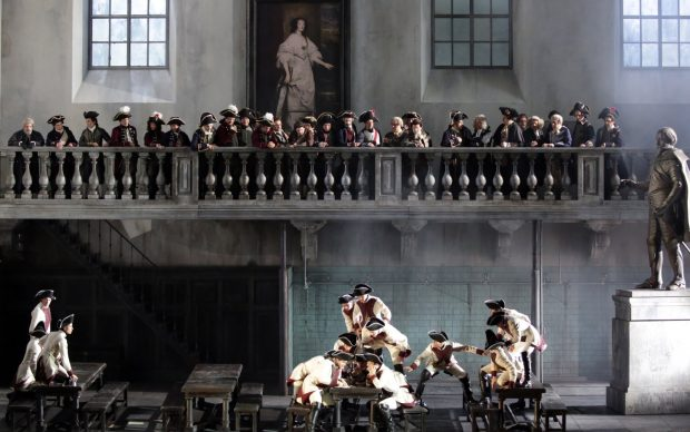 Masnadieri Teatro alla Scala Milano Giuseppe Verdi