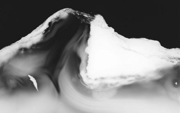 Nicola Biagetti, dalla serie Paesaggi interiori, 2019, stampa ai sali d'argento