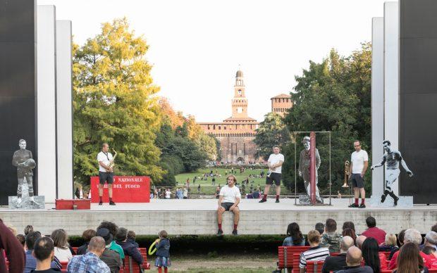 Parco delle Culture 2018 © La Triennale di Milano - foto Gianluca Di Ioia