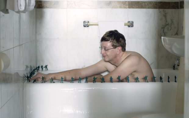 Paul Cooper Isn't Bill Gates © Chris Buck