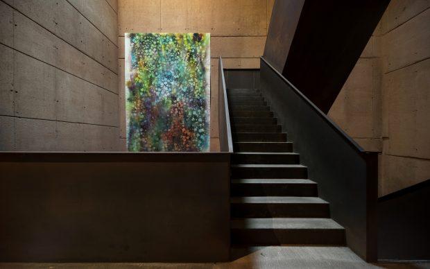Sam Falls Antinori Art Project Chianti Toscana