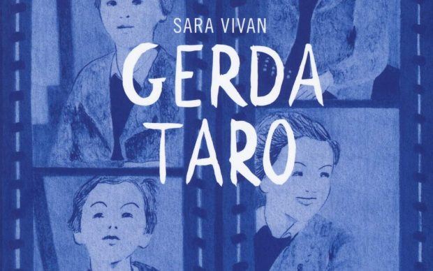 Sara Viva, Gerda Taro, graphic novel, Contrastobooks
