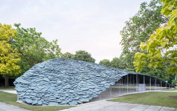 Serpentine Pavilion 2019 Designed by Junya Ishigami, Serpentine Gallery, London, Photography © 2019 Iwan Baan
