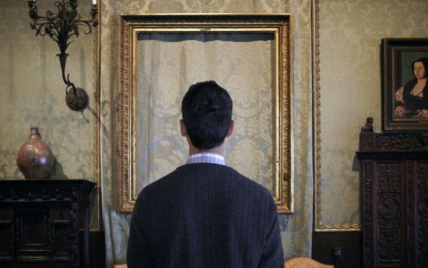 Sophie Calle, Que voyez-vous ? Portrait d'un couple. Rembrandt., 2013 © Sophie Calle / ADAGP Paris 2019; Photo: Claire Dorn / Courtesy Perrotin