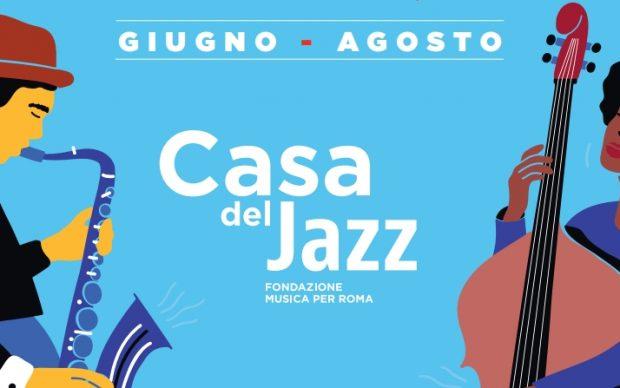 Summertime Casa del Jazz Roma