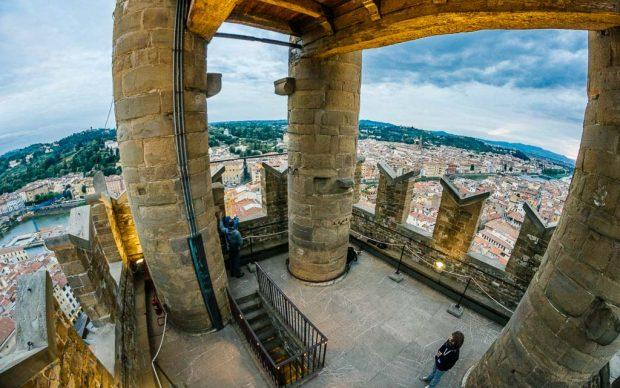 Firenze Torre di Arnolfo FOTO di Mauro Sani per MUS.E Firenze