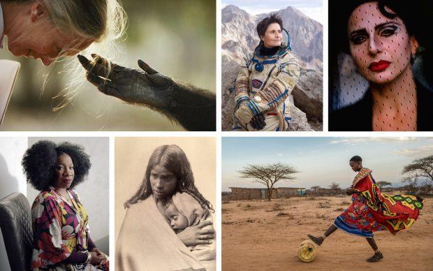 women libro fotografico national geographic cover