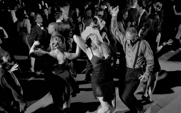 Elton John's 60th Birthday Party, March 2007 © Larry Fink