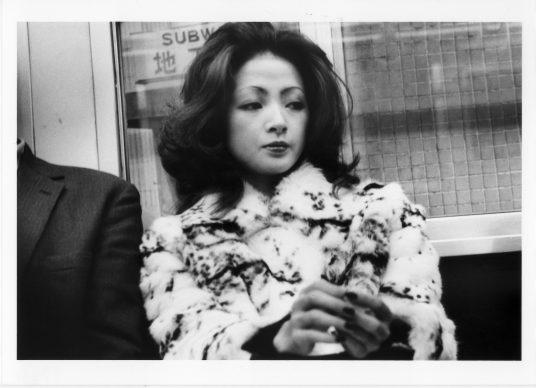 Subway of love, 1963-1972 © Nobuyoshi Araki