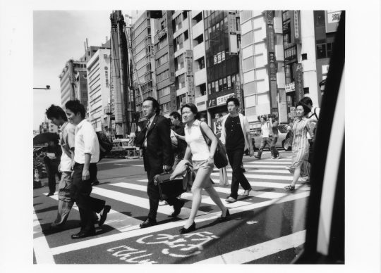 Tokyo Summer Story, 2003 ©Nobuyoshi Araki