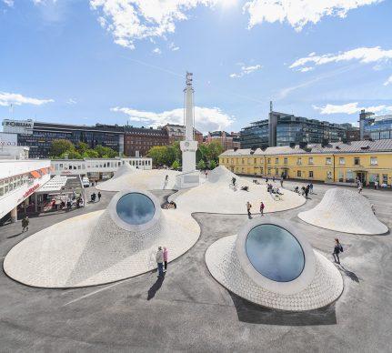 Amos Rex by JKMM Architects. Photo credit: © Mika Huisman