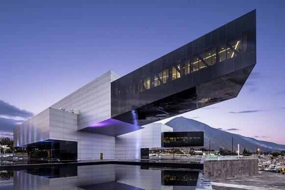 UNASUR, General Secretary Headquarters by DIEGO GUAYASAMIN ARQUITECTOS. Photo credit: © Sebastian Crespo