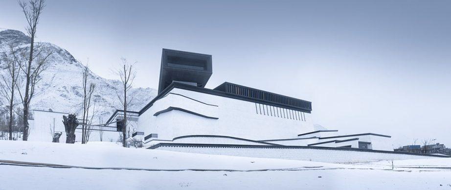 Tibetan Intangible Cultural Heritage Museum by Shenzhen Huahui Design. Photo credit: © Li Yao