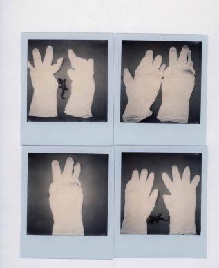 Polaroid, 1980 ©Nobuyoshi Araki