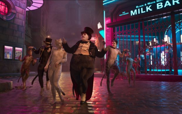 Cats film musical