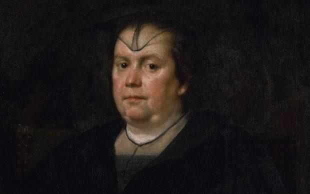DIEGO RODRÍGUEZ DE SILVA Y VELÁZQUEZ, PORTRAIT OF OLIMPIA MAIDALCHINI PAMPHILJ (1591–1657)
