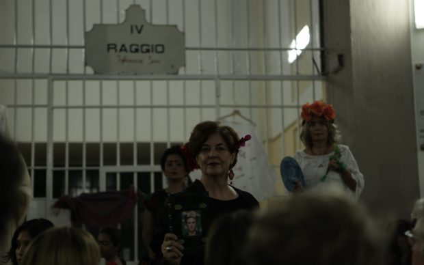 Diarios de Frida. Viva la Vida, photo by Cinzia Pedrizzetti