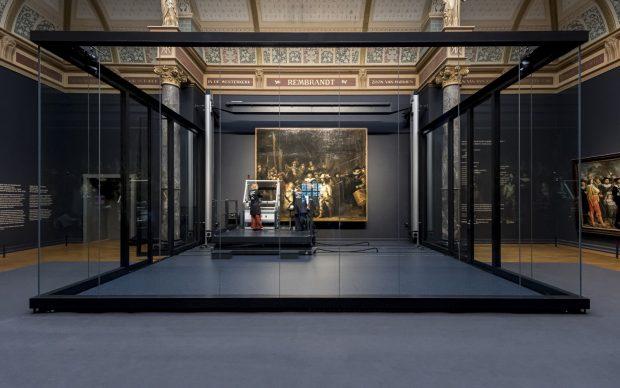 Operation Night Watch Rijksmuseum