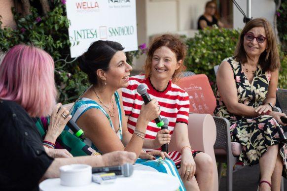 Letizia Battaglia, Geppi Cucciari, Alba Rohrwacher al Festival di Tavolara 2019