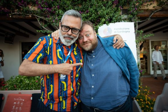 Stefano Fresi e Frankie hi-nrg al Festival di Tavolara 2019