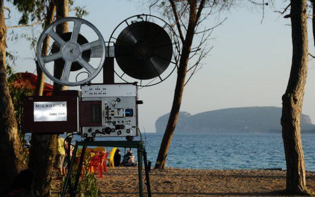 Cinema delle terre del mare - Alghero, Sardegna