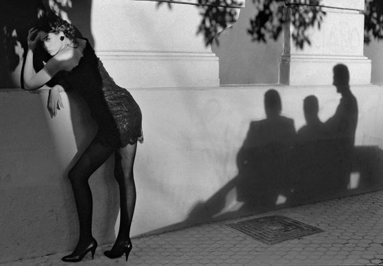 Ferdinando Scianna, Celia Forner. Sevilla, 1988 © Ferdinando Scianna