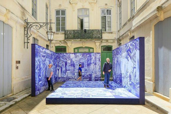 Beauté Locale - Muro Atelier - Lisbonne, Portugal. Photo credit: © photoarchitecture © FestivaldesArchitecturesVives