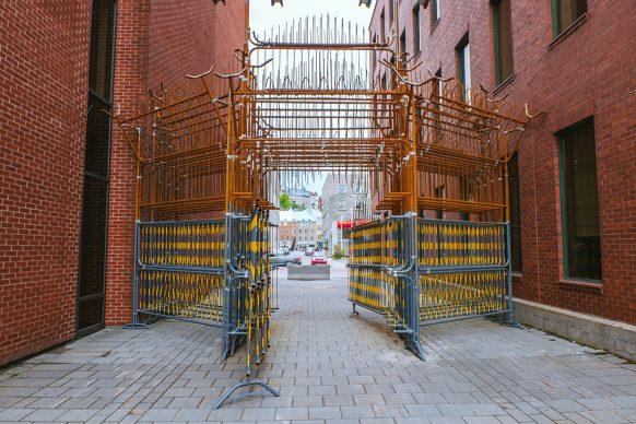 The Portal - BGL (Québec) Photo credit: Stéphane Bourgeois