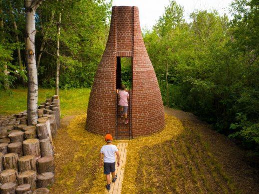 APPAREIL Architecture, Le dernier petit cochon, Montréal (Québec), Canada. Photo credit Martin Bond