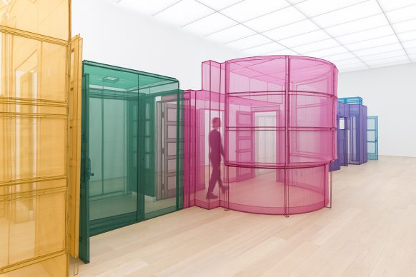 Do Ho Suh, installation view at Museum Voorlinden © Do Ho Suh. Courtesy the artist, Lehmann Maupin, New York, Hong Kong and Seoul; and Victoria Miro, London/Venice. Photo Antoine van Kaam