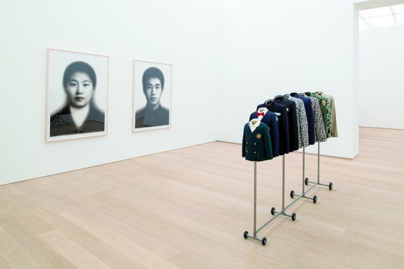 Do Ho Suh, installation view at Museum Voorlinden, photo Antoine van Kaam