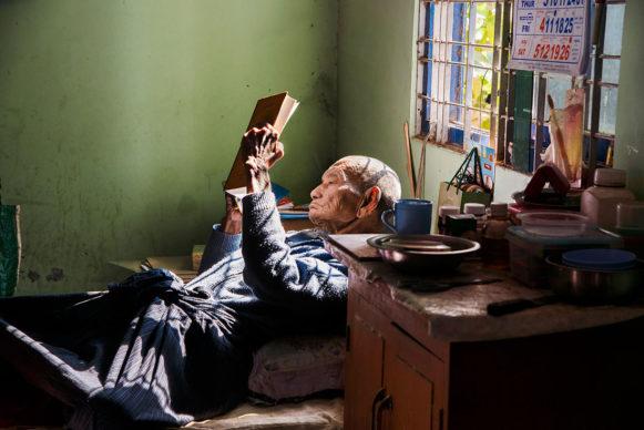 Steve McCurry, Mandalay, Birmania, 2013 © Steve McCurry