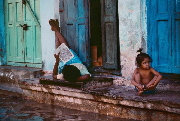 Steve McCurry, Varanasi, Uttar Pradesh, India, 1984 © Steve McCurry