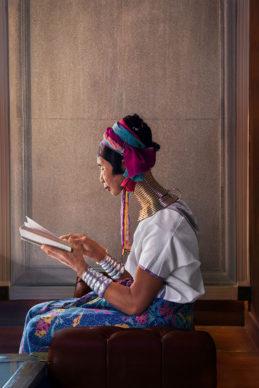 Steve McCurry, Chiang Mai, Thailandia, 2012 © Steve McCurry