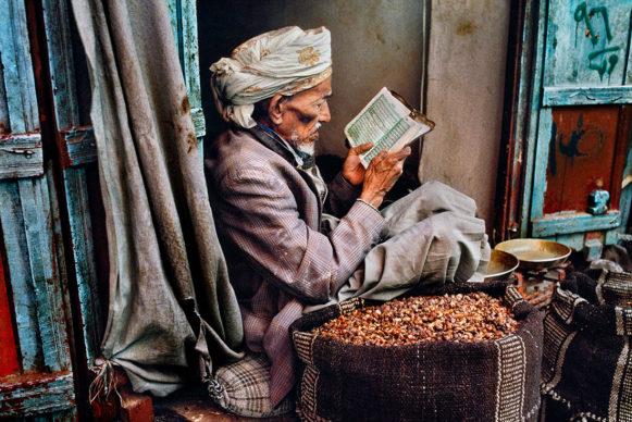 Steve McCurry, Sana'a, Yemen, 1997 © Steve McCurry