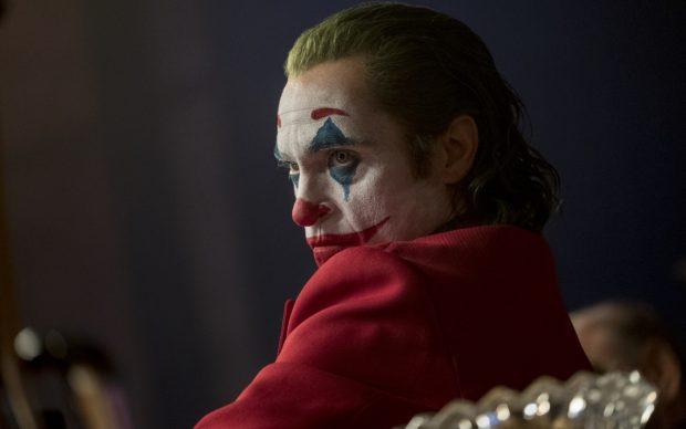 JOKER, Actor Joaquin Phoenix. Credit Nico Tavernise