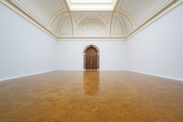 "Antony Gormley, Host, 2019. Vista della mostra ""Antony Gormley"", Royal Academy of Arts, Londra, dal 21 settembre al 3 dicembre 2019. © the Artist. Photo © Oak Taylor-Smith"
